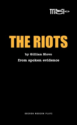 The Riots by Gillian Slovo from Vearsa in Language & Dictionary category