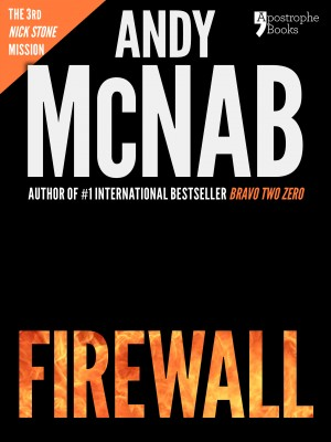 Firewall (Nick Stone Book 3) by Andy McNab from Vearsa in General Novel category