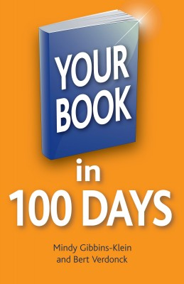 Your book in 100 days by Mindy Gibbins-Klein from Vearsa in Language & Dictionary category
