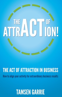 The Act Of Attraction in Business by Tamsen Garrie from Vearsa in Motivation category