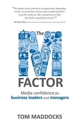 The M-factor by Tom Maddocks from Vearsa in Business & Management category