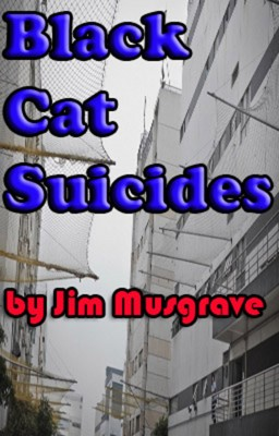 The Black Cat Suicides by Jim Musgrave from Vearsa in General Novel category