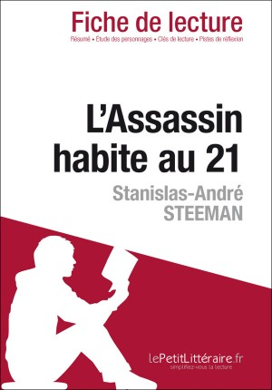L'Assassin habite au 21 de Stanislas André Steeman (Fiche de lecture) by Hadrien Seret from Vearsa in General Novel category