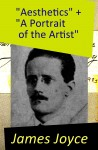 'Aesthetics' + 'A Portrait of the Artist': 2 Essays by James Joyce by James Joyce from  in  category