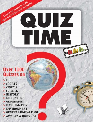 Quiz Time on The Go by Editorial Board from Vearsa in General Novel category
