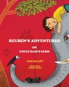 REUBEN'S ADVENTURES ON UNCLE RAM'S FARM - text