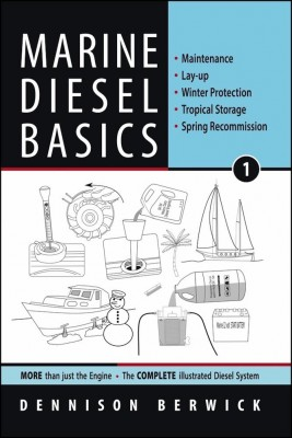 Marine Diesel Basics 1 by Dennison Berwick from Voyage Press in Sports & Hobbies category
