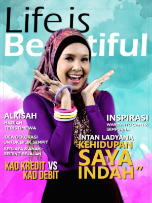 Life is Beautiful | Isu 4 by Xentral Methods from Xentral Methods Sdn Bhd in Magazine category