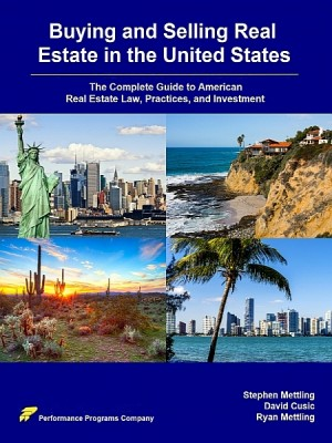 Buying and Selling Real Estate in the United States by Stephen Mettling from XinXii - GD Publishing Ltd. & Co. KG in Business & Management category