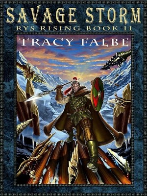 Savage Storm by Tracy Falbe from XinXii - GD Publishing Ltd. & Co. KG in General Novel category