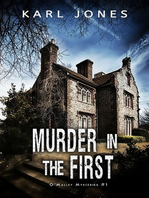 Murder In The First by Karl Jones from XinXii - GD Publishing Ltd. & Co. KG in General Novel category