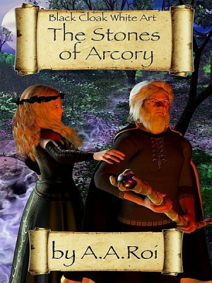 The Stones of Arcory by A A Roi from XinXii - GD Publishing Ltd. & Co. KG in General Novel category