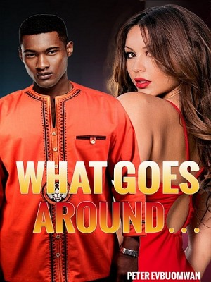 What Goes Around... by Su Tong from XinXii - GD Publishing Ltd. & Co. KG in General Novel category